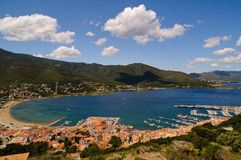 Port de la Selva Royalty Free Stock Photo