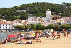 Port de la Selva, Spagna Fotografia Stock Libera da Diritti