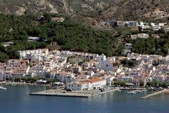 Port de la Selva in Spain Royalty Free Stock Images