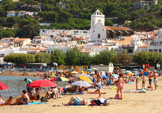 Port de la Selva, Spain Stock Photography