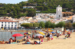 Port de la Selva, Spain Stock Images