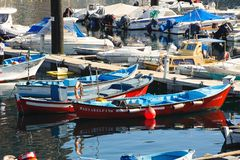 Port De Las Nieves i Agaete, Arkivfoton