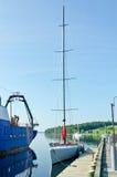 Port de Lunenburg Image libre de droits