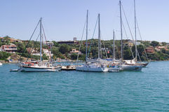 Port de Mahon dans Menorca Photographie stock