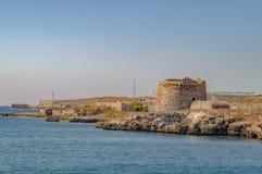 Port de Mahon dans Menorca Photographie stock libre de droits