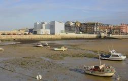 Port de Margate. Kent. Angleterre Images libres de droits