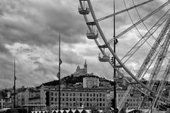 Port de Marseille Photo stock