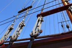Port de Marseille en France Photographie stock