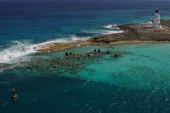 Port de Nassau Images libres de droits