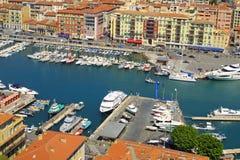 Port de Nice Image stock