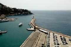 Port de Nice Photos stock