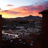 Port de Nice 库存图片