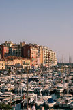 Port de Nice in French Riviera Royalty Free Stock Photos
