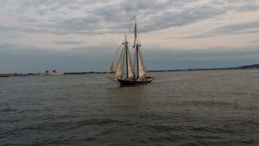 Port de NY Photo stock