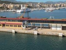 Port De Palma de Mallorca images libres de droits