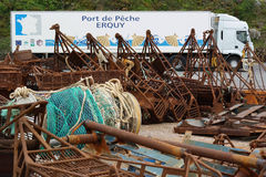 Port de Peche Stock Photo