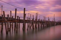 Port de Penang Image libre de droits