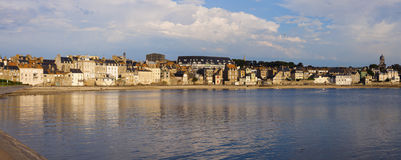 Port de Plaisance in St-Malo Stock Photography