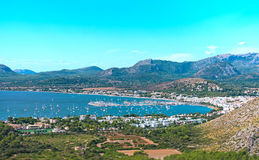Port de Pollenca. Stock Images