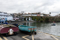 Port de Portree Image stock