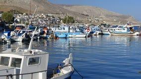 Port de Pothia Images stock