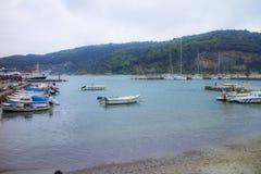 Port de Potoverence Photos stock