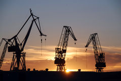 Port de Pula image stock