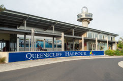 Port de Queenscliff dans l'Australie Photo libre de droits