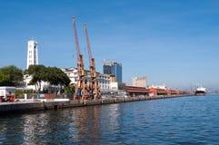 Port de Rio de Janeiro Images stock