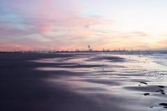 Port de Rotterdam, Maasvlakte photographie stock
