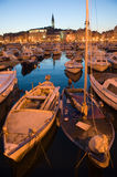 Port de Rovinj Photo stock