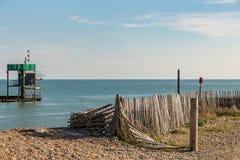 Port de Rye, le Sussex est, R-U image stock