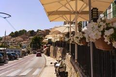 Port de Sóller island Mallorca Spain 24-08-2017 Stock Images