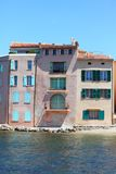 Port de saint-tropez Stock Images