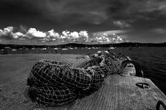 Port de Schull, liège occidental Photos libres de droits