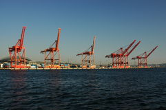 Port de Seattle Image stock