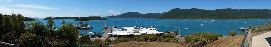 Port de Shute Photos libres de droits