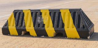 Port de signalisation Photographie stock