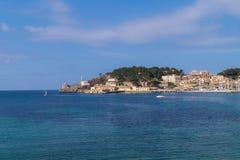 Port DE Sollèr, Majorca Stock Fotografie