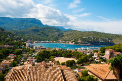 Port de Soller Images libres de droits