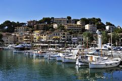 Port de Soller Royalty Free Stock Photography