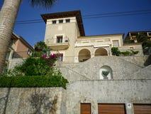 Port de Soller. City in Mallorca, Balearic island Stock Photography