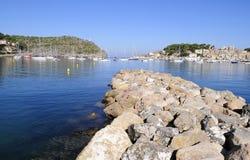 Port De Soller Stock Image