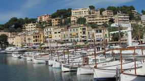 Port de Soller Stock Photography