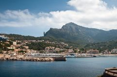 Port de Soller Mallorca Stock Photos