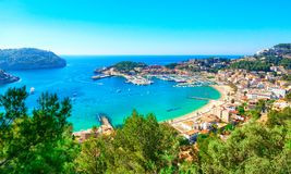 Free Port De Soller, Mallorca, Spain Stock Photos - 128381313