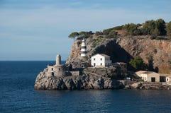 Port de Soller. On Spain island Mallorca stock photos