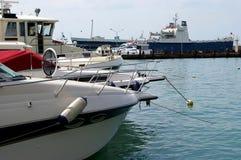 Port de Sotchi Photographie stock