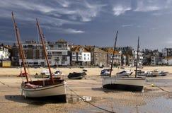 Port de St Ives Image stock