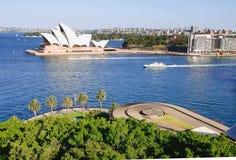Port de Sydney photographie stock